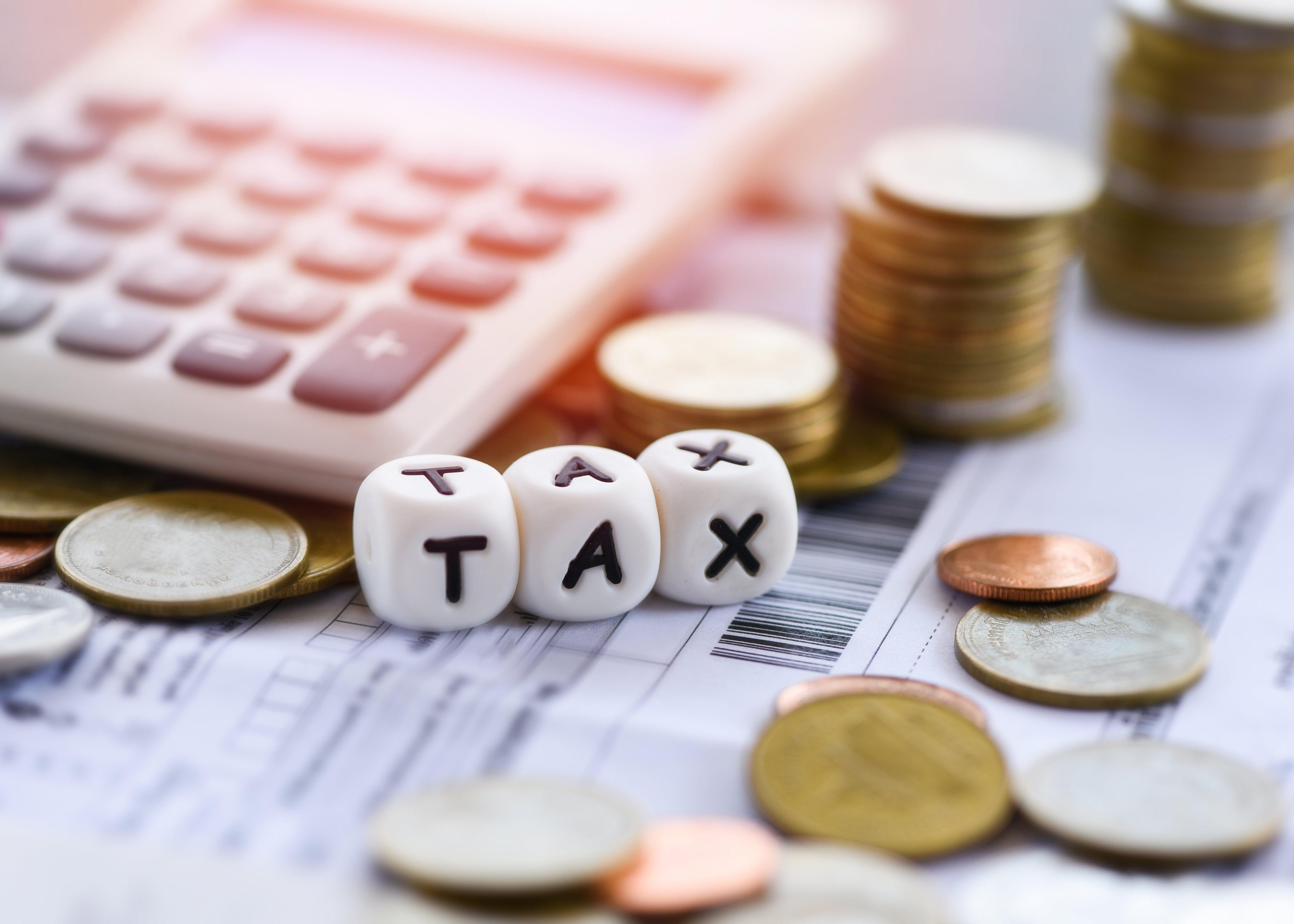 Tax Calendar Thumbnail