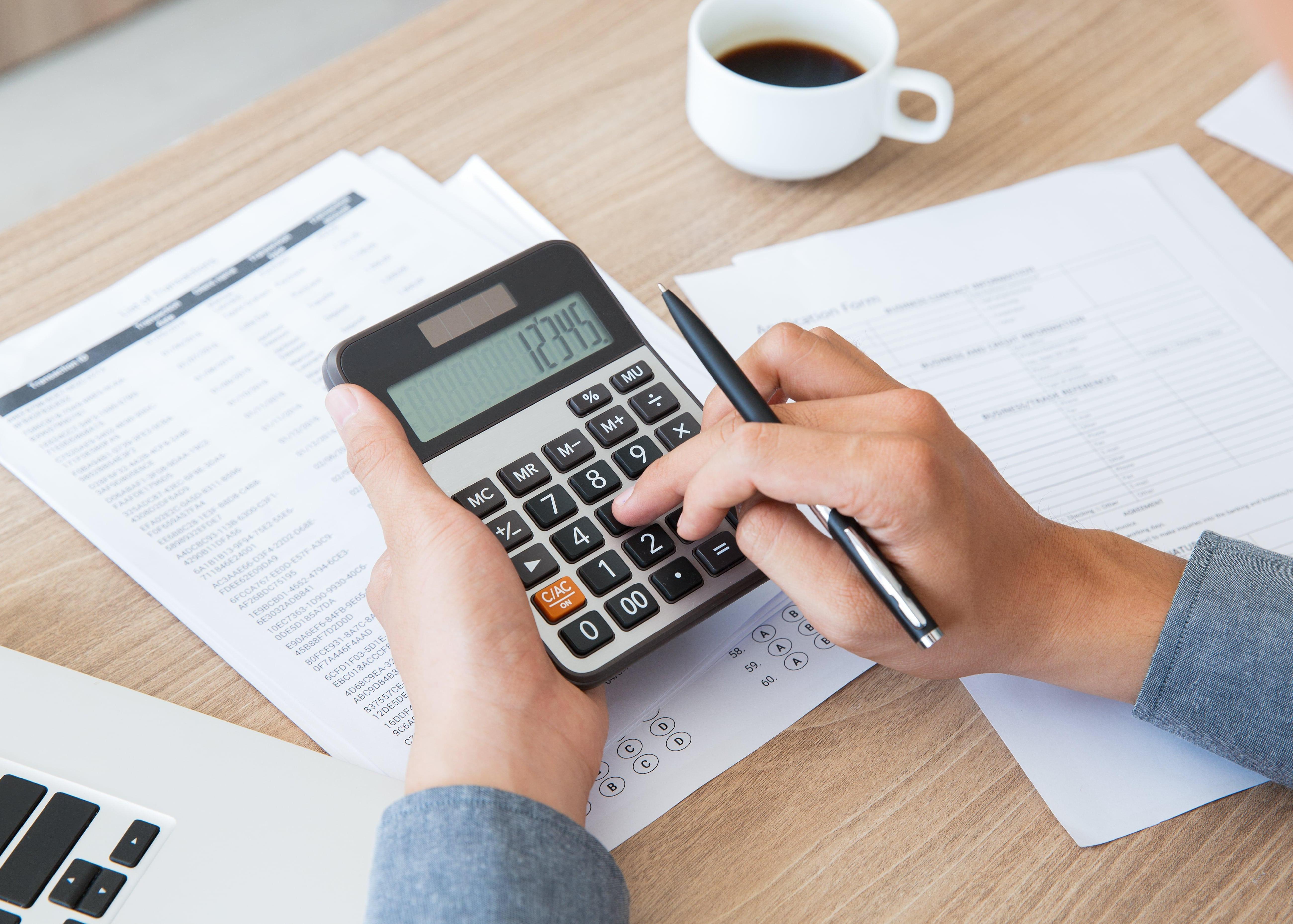 Tax Forms Thumbnail