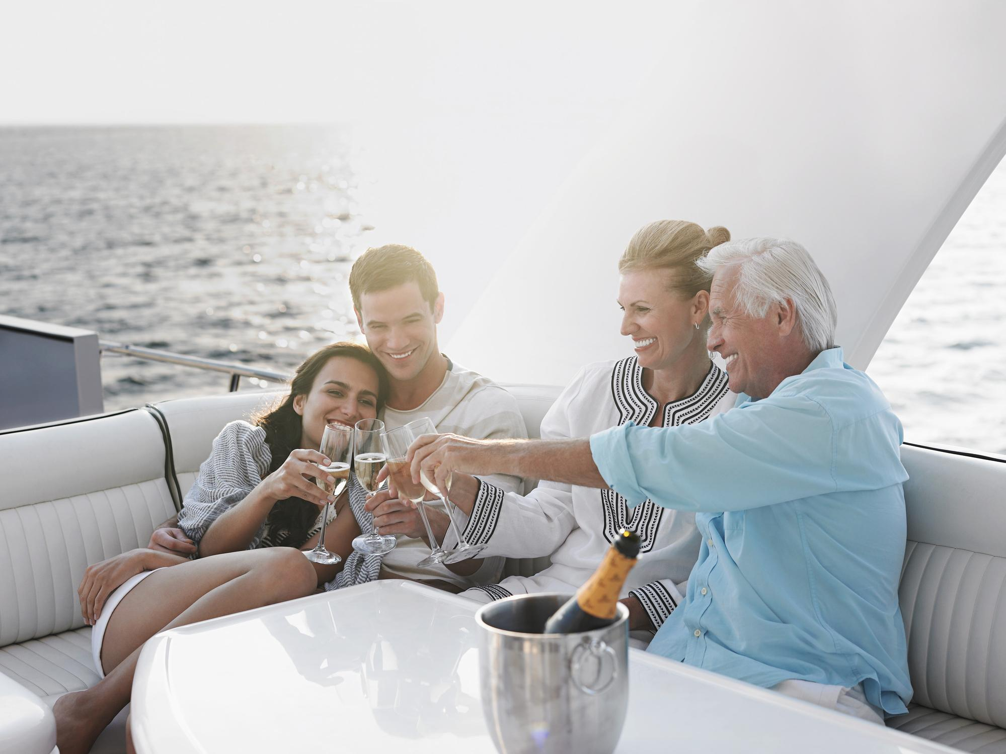 What the Rich Can Teach Us About Transferring Wealth to Heirs Thumbnail