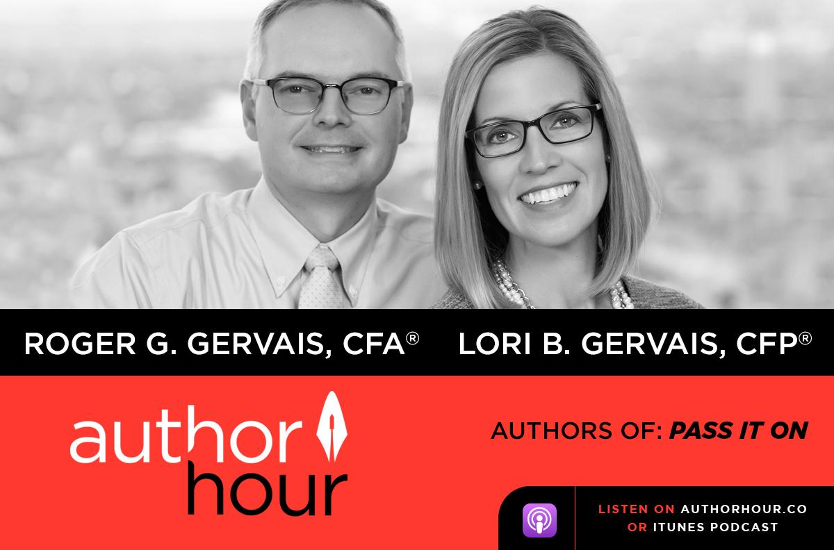 Author Hour Podcast Thumbnail