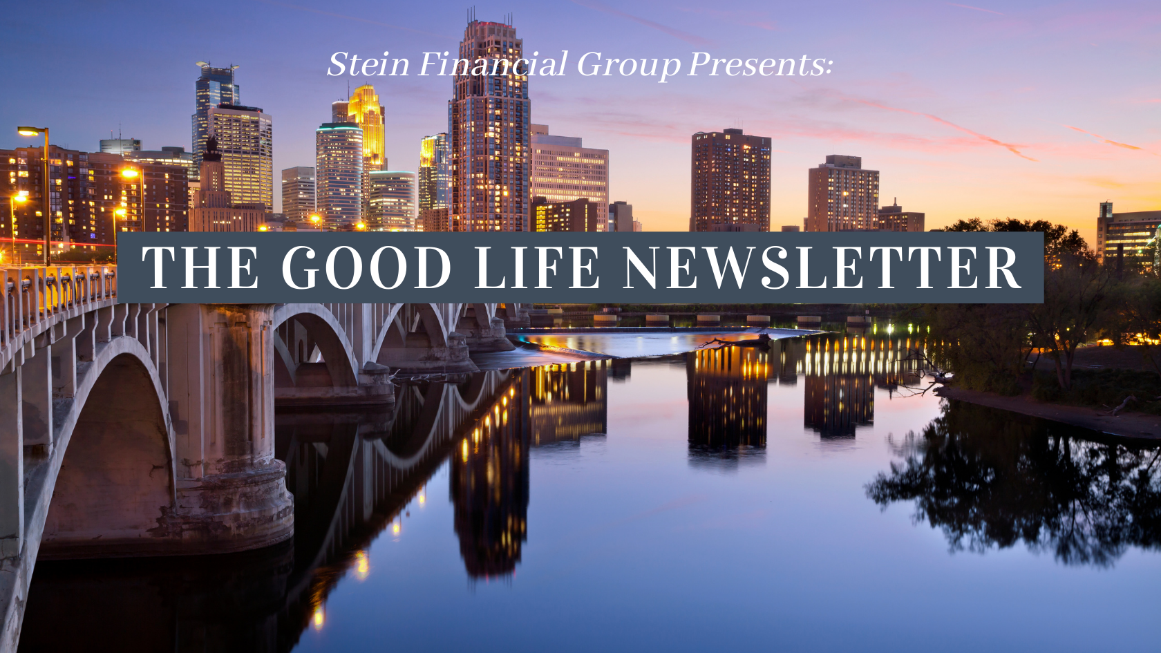 The Good Life Newsletter - The Year In Review Thumbnail