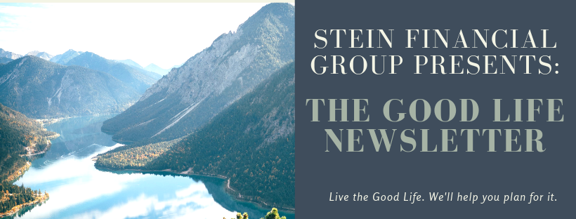 The Good Life Weekly Newsletter 9/9/2019 Thumbnail