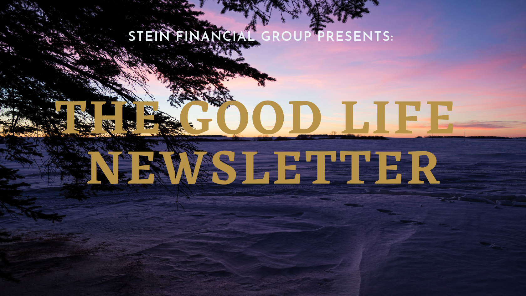 The Good Life Newsletter - Is A Stimulus Bill Approaching? Thumbnail
