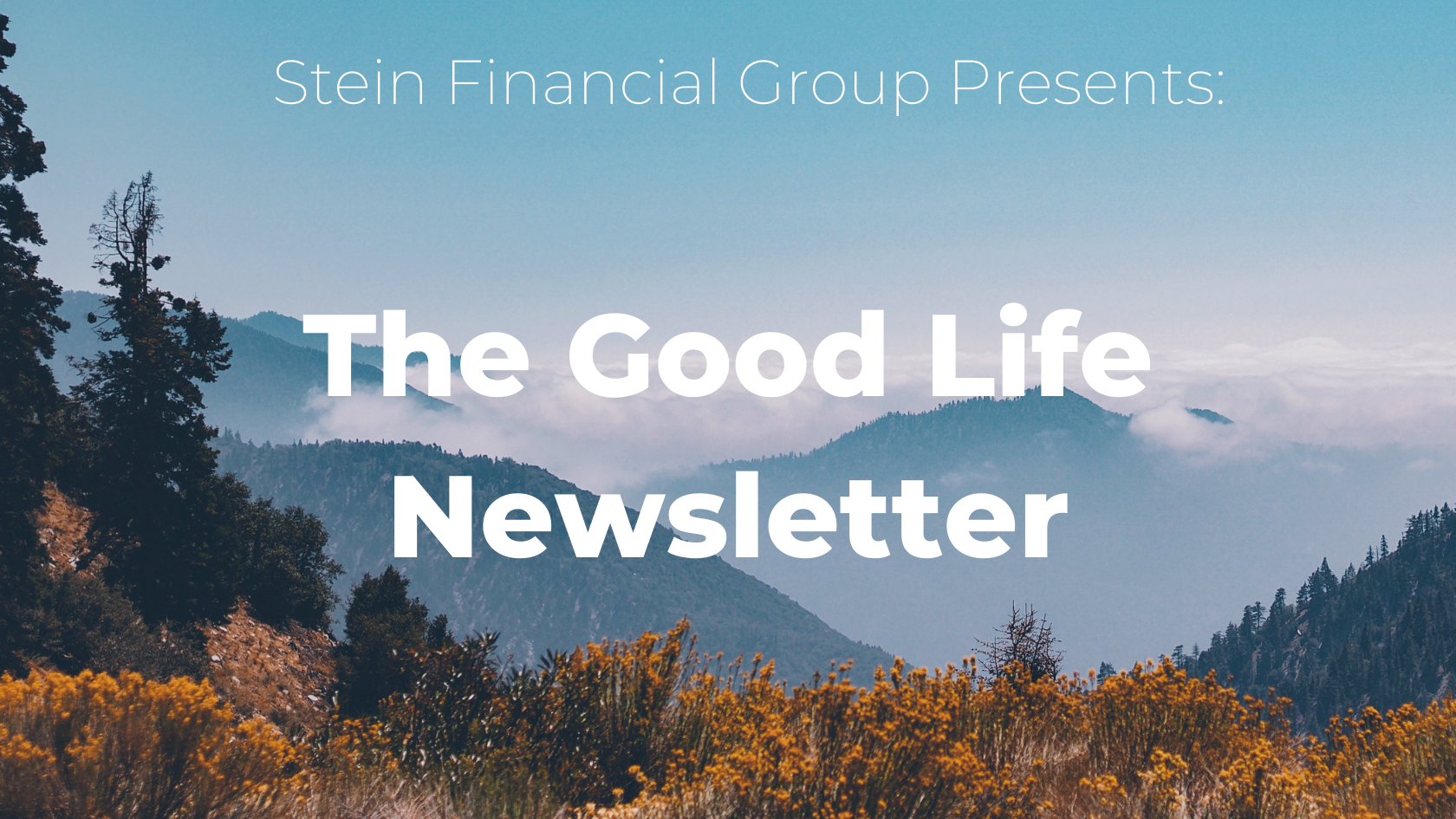 The Good Life Newsletter- Value of Stocks Increases Thumbnail