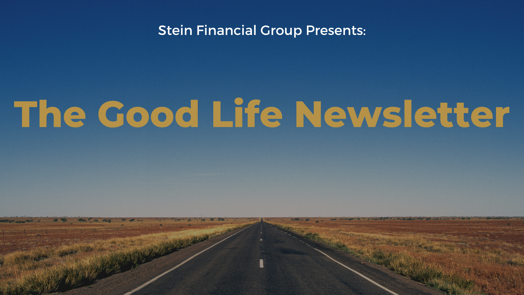 The Good Life Newsletter - Quarterly Review & The Impact Of Jobs Thumbnail