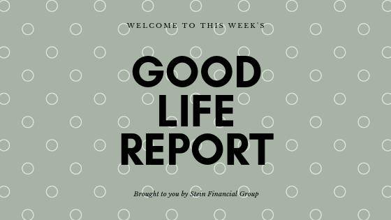 The Good Life Report 11/06/2019 Thumbnail