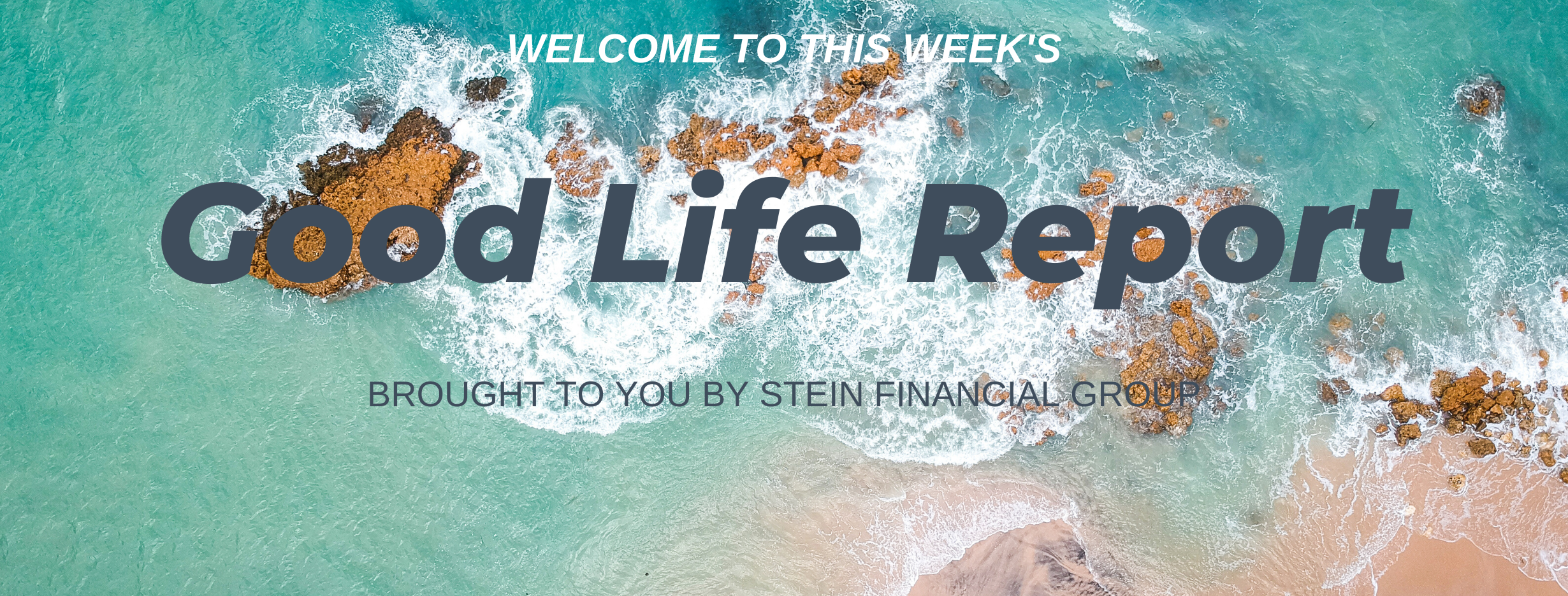 "The Good Life Report - Tax Tips & The Benefits of ""Stopping to Smell the Roses"" Thumbnail"