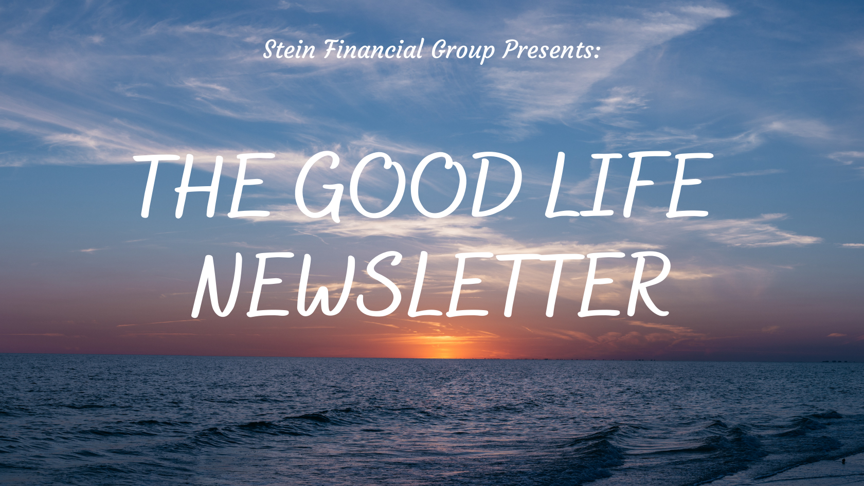 The Good Life Newsletter -  Last Week Stocks Mixed Amid Uncertainty & An Update On Fiscal Stimulus Thumbnail