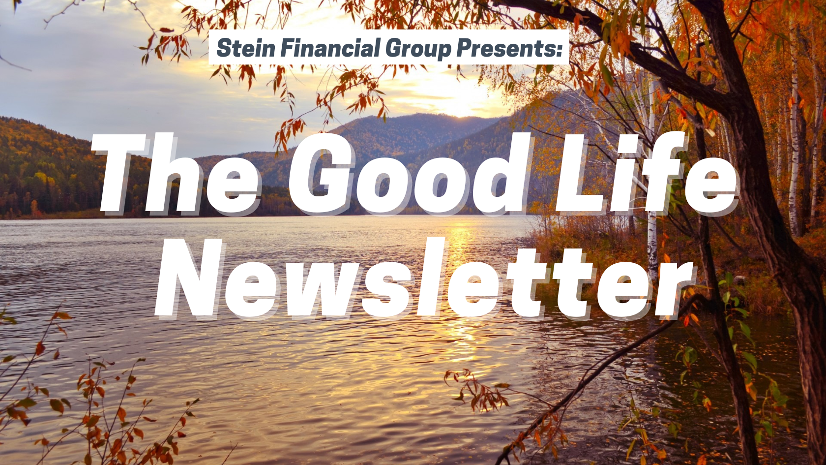 The Good Life Newsletter - Turbulent Week In The Market Driven Largely By Tech Stocks Thumbnail