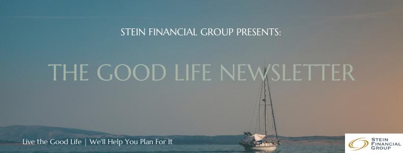 The Good Life Newsletter 3.16.2020 Thumbnail
