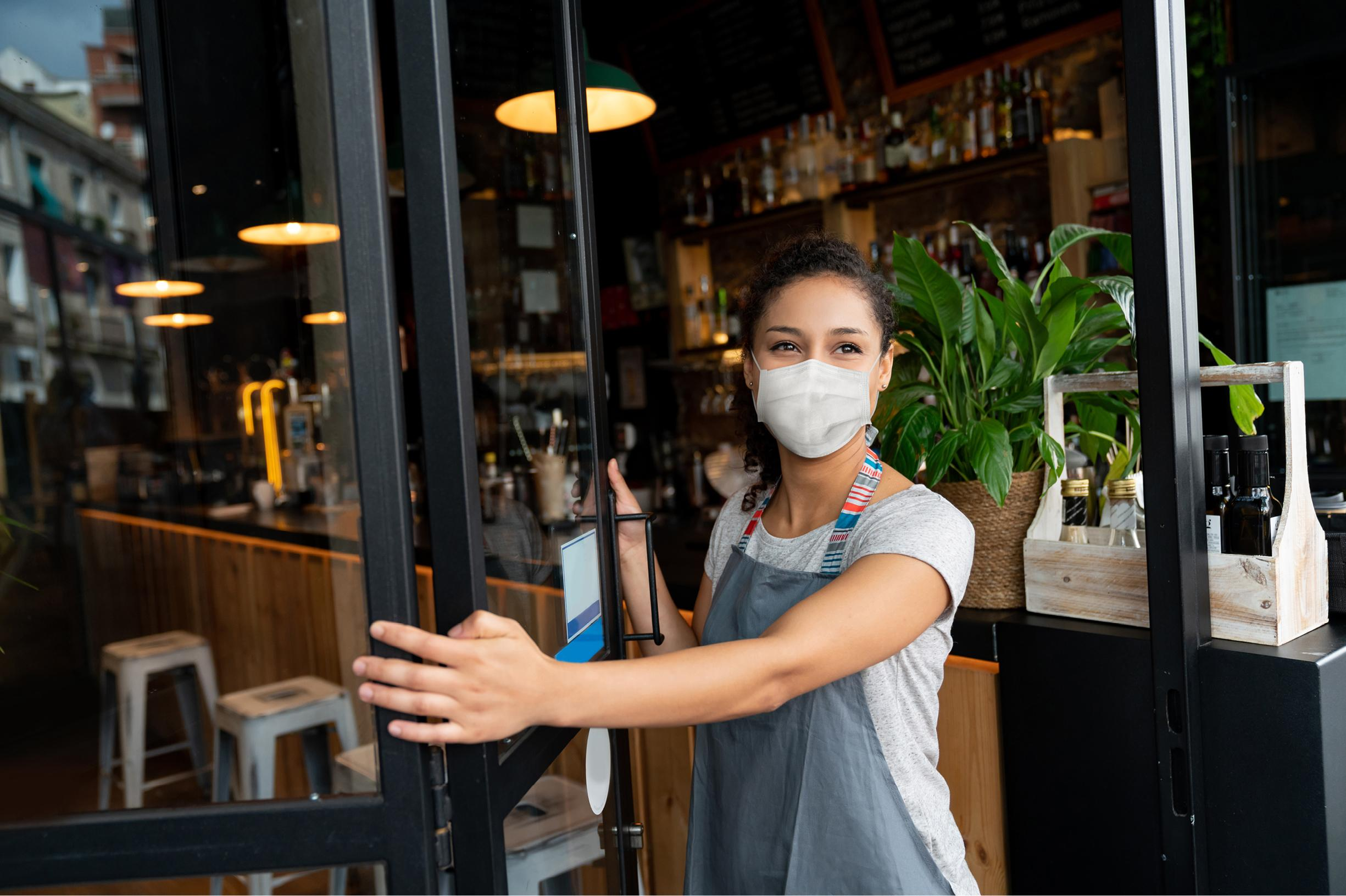Mesures de protection pour les petites entreprises Thumbnail