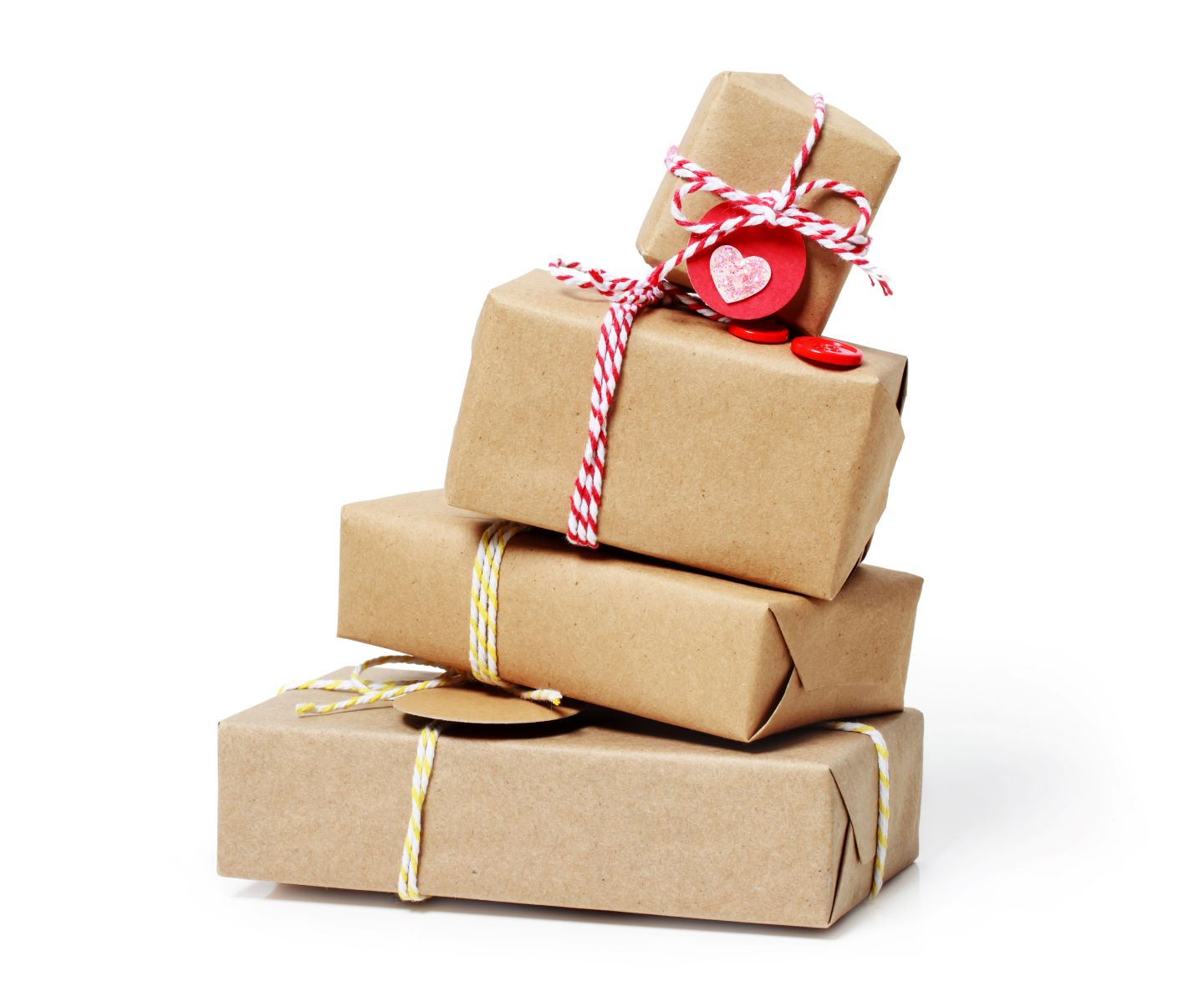 image of stack of packages