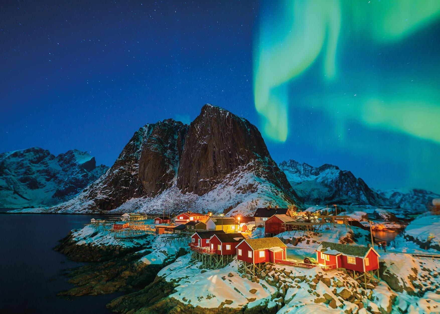 L'Islande, de feu et de glace Thumbnail