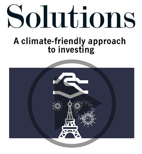 A climate-friendly approach to investing Thumbnail