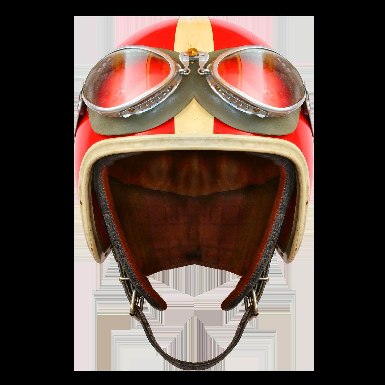 image of a airplane pilot helmet