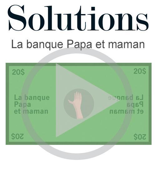 Banque parentale Thumbnail