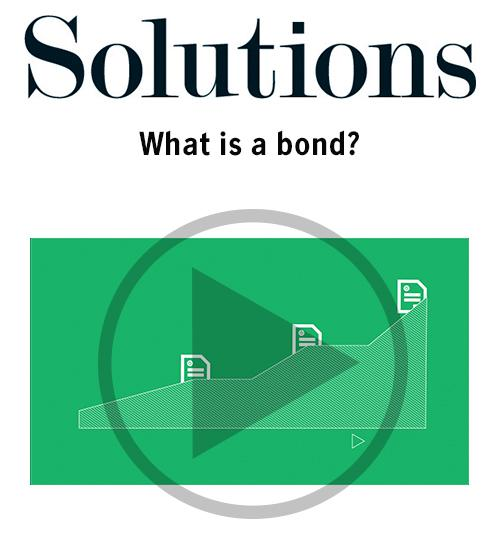 Video: What is a bond? Thumbnail