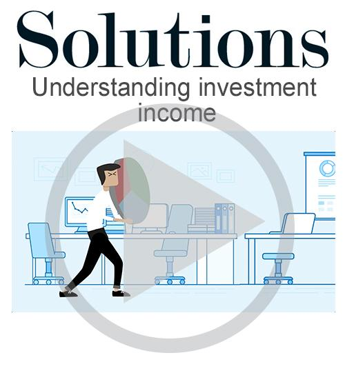 Understanding investment income Thumbnail