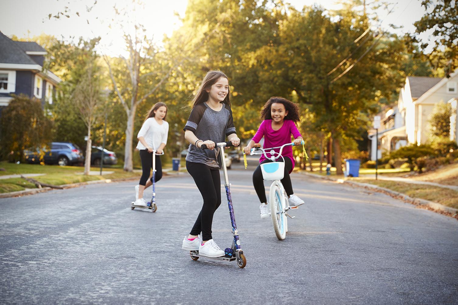 Strategies for fitter kids Thumbnail
