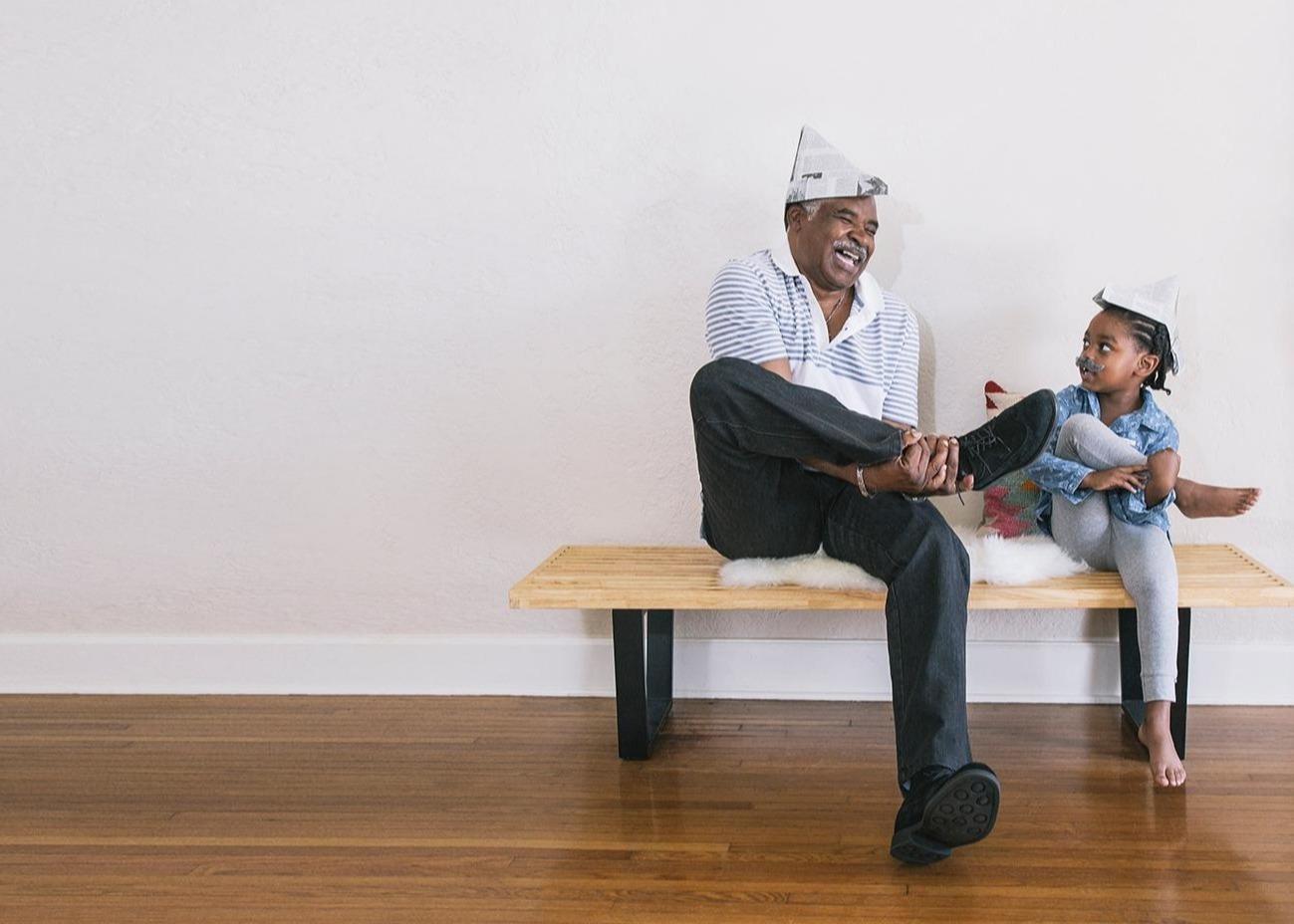 Devenir grands-parents...devenir gateau Thumbnail