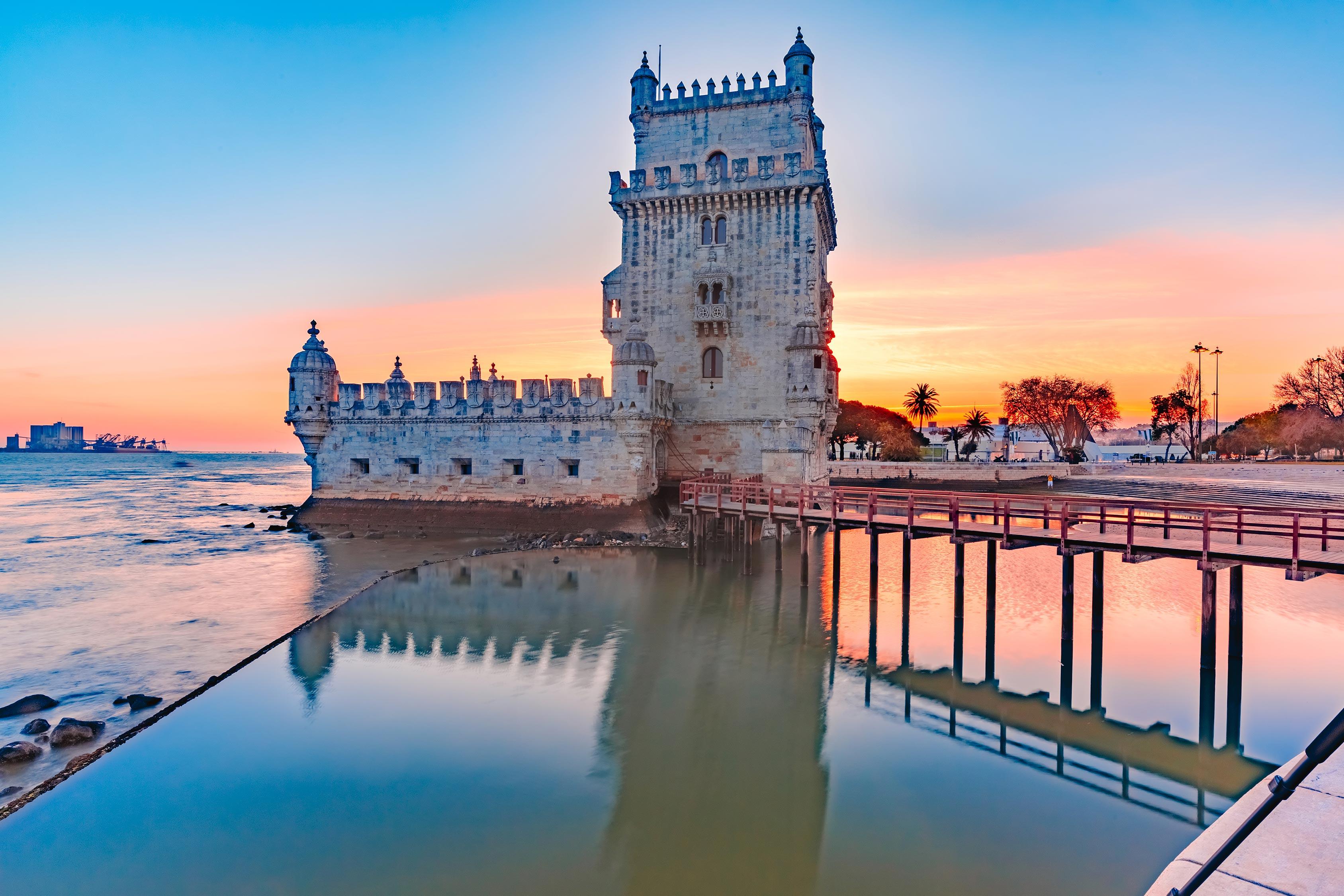 Faites un bond dans le passé en visitant la tour de Belém