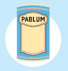 icon of pablum baby food