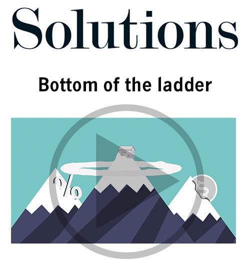 Bottom of the ladder Thumbnail