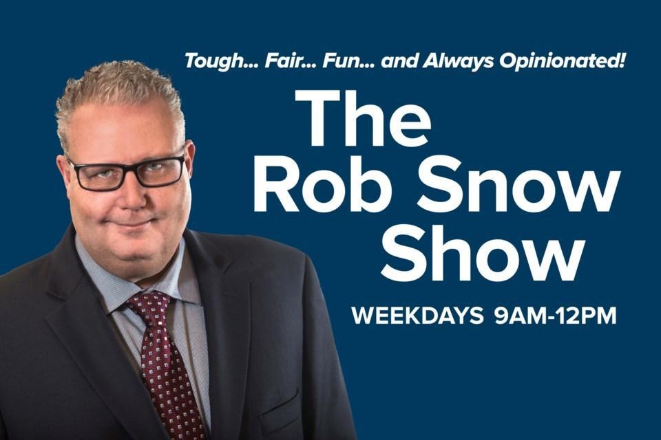 Money Mondays on The Rob Snow Show Thumbnail