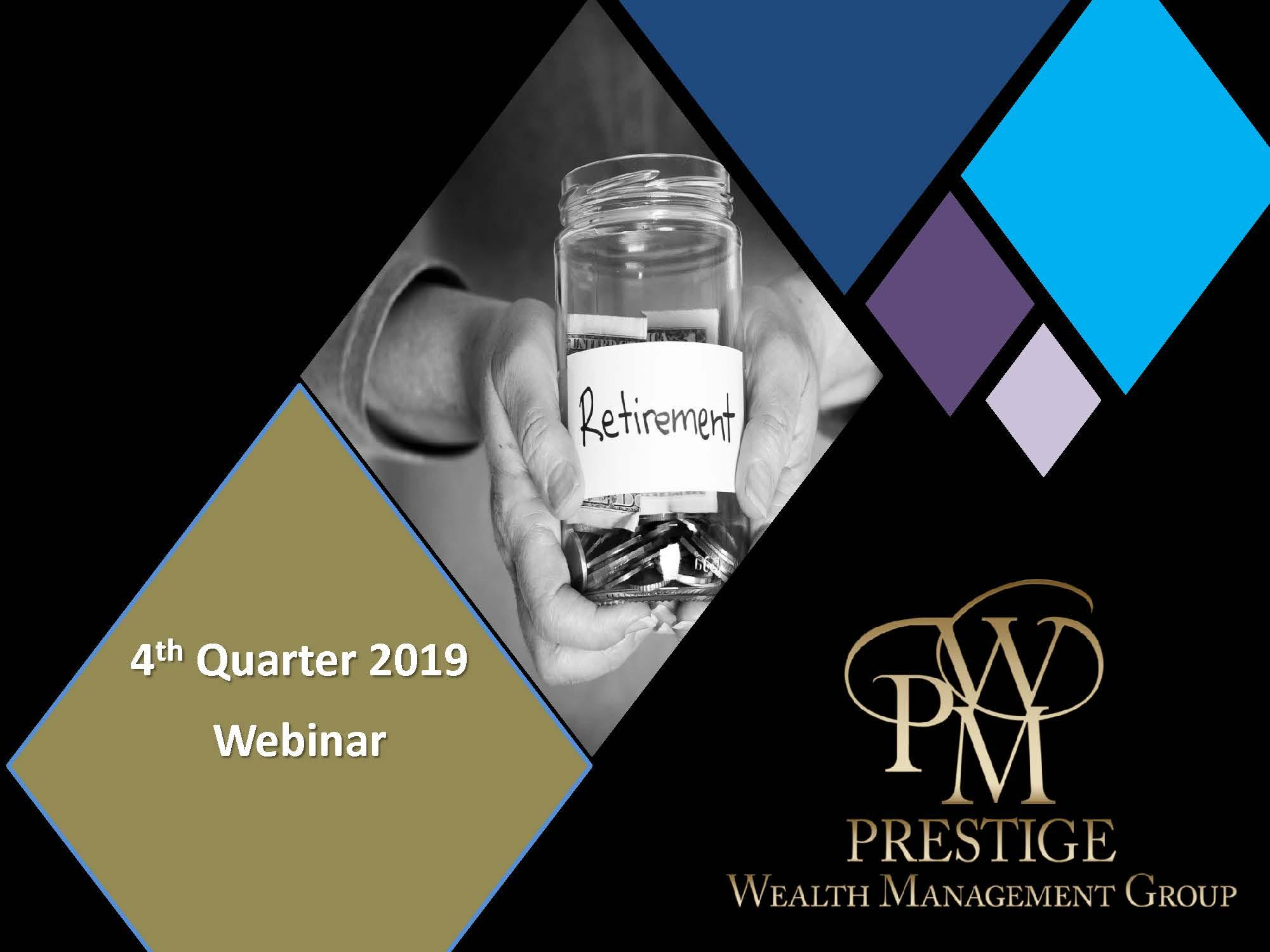 Webcast - 4th Quarter 2019 Thumbnail