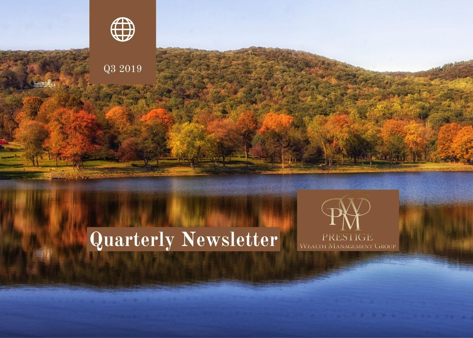 Newsletter - 3rd Quarter 2019 Thumbnail