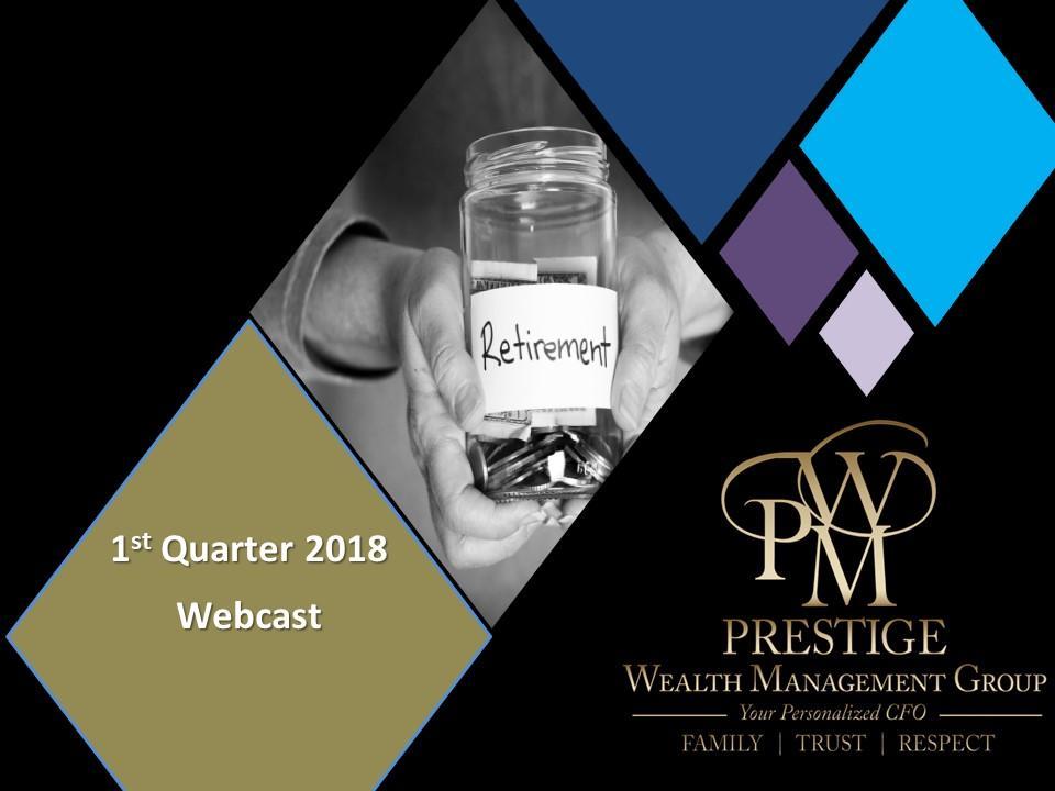 Webcast - 1st Quarter 2018 Thumbnail