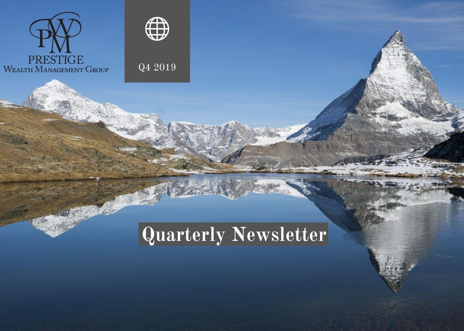 Newsletter - 4th Quarter 2019 Thumbnail