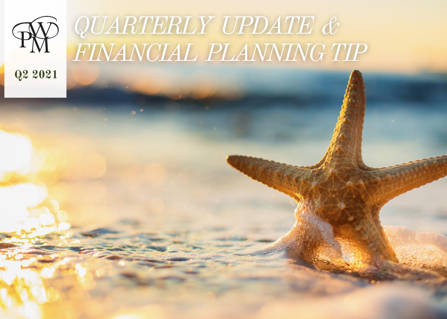 Newsletter - 2nd Quarter 2021 Thumbnail