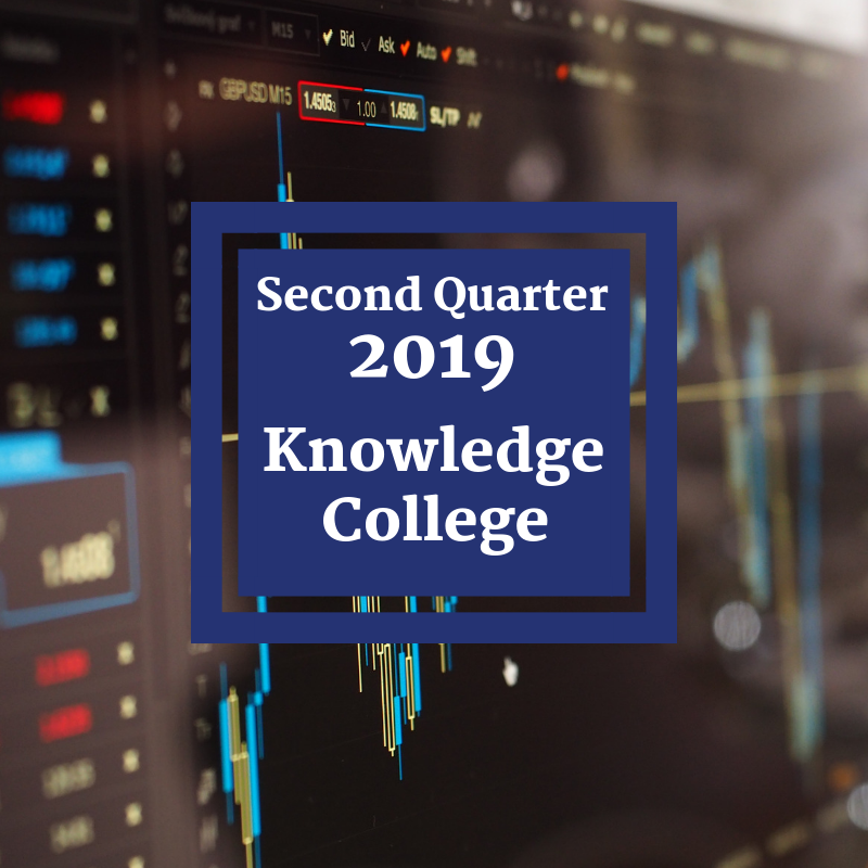 Second Quarter 2019 Knowledge College Thumbnail