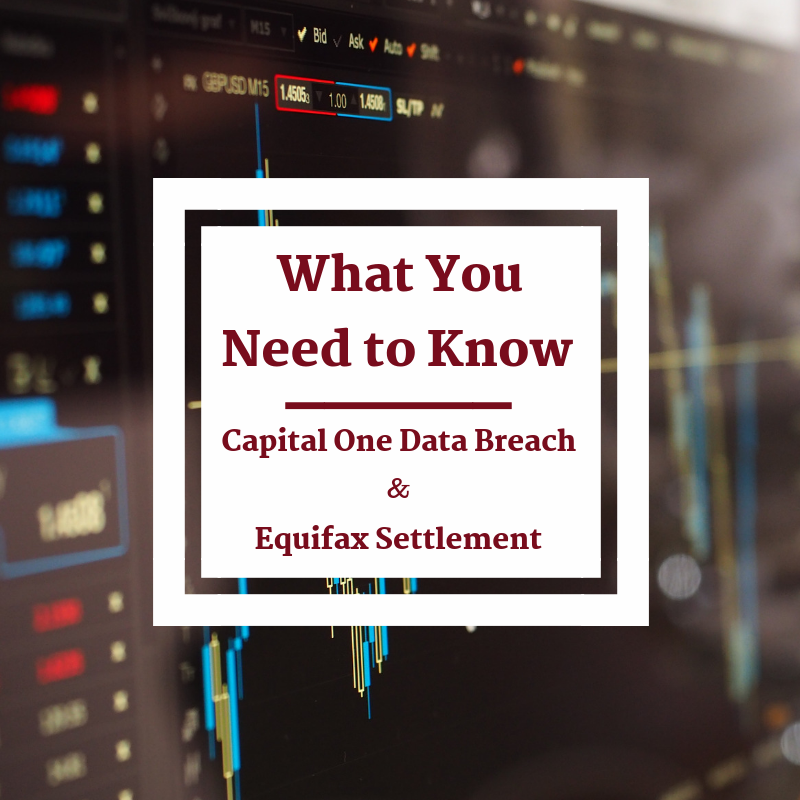 Capital One Data Breach & Equifax Settlement: What You Need To Know Thumbnail