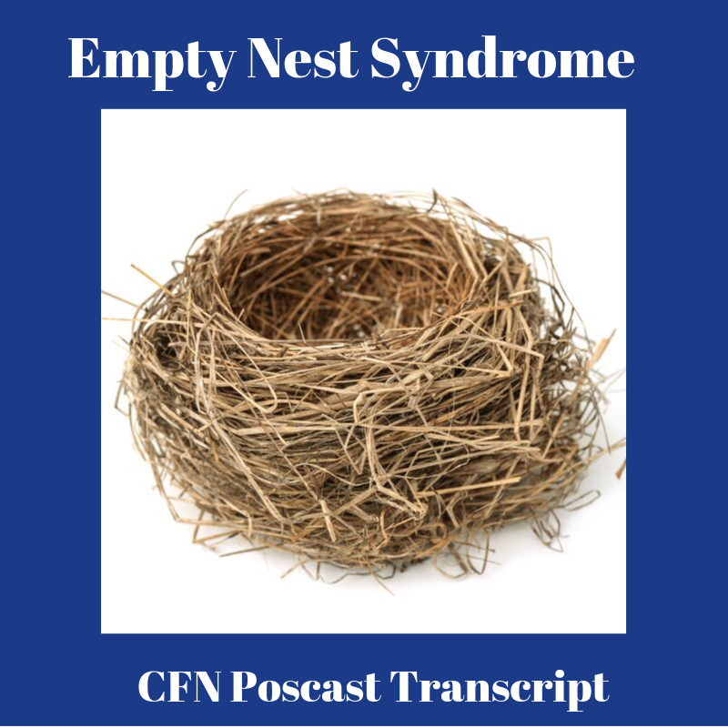 Empty Nest Syndrome: A Your Life Your Wealth Podcast Transcript Thumbnail
