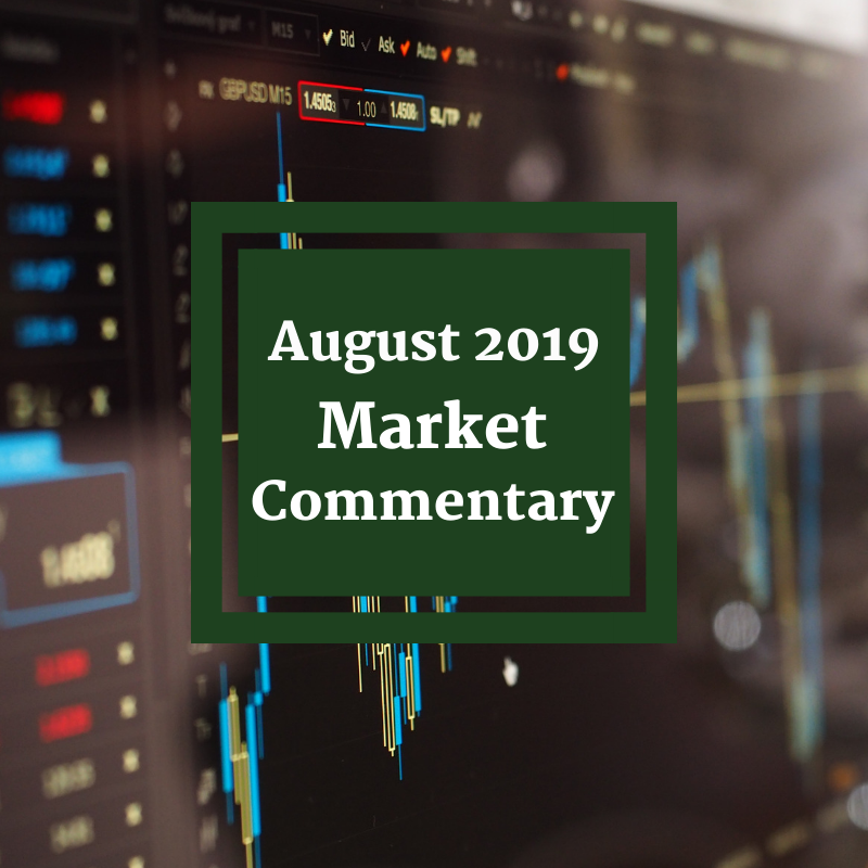 August 2019 Market Commentary Thumbnail