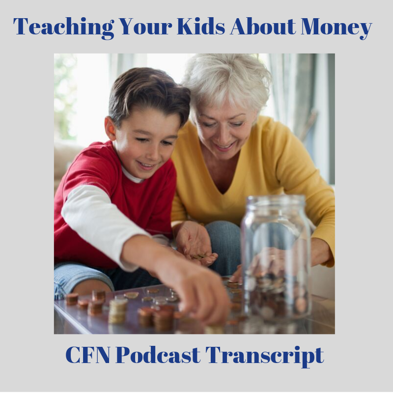 Teaching Your Kids About Money: A Your Life Your Wealth Podcast Transcript  Thumbnail