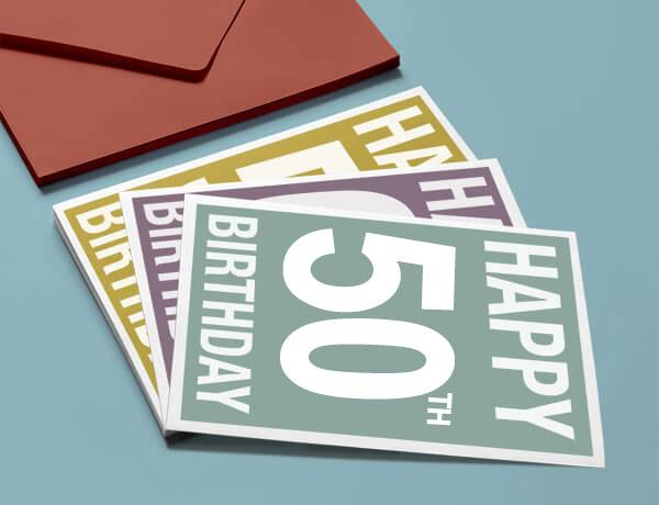 Important Birthdays Over 50 Thumbnail