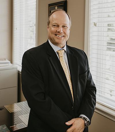 Michael W. Balderson, MBA, CFP® Photo