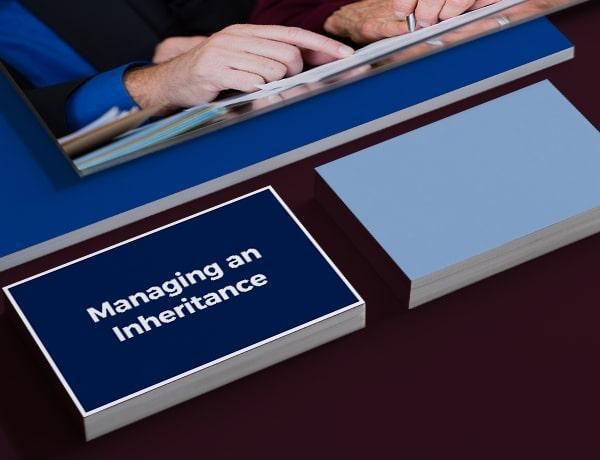 Managing an Inheritance Thumbnail