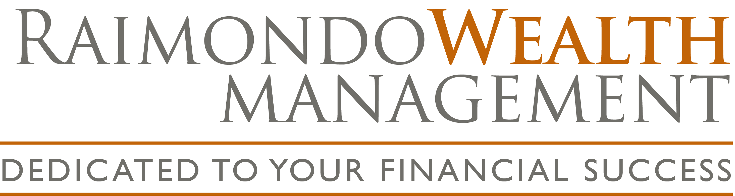 Logo for Raimondo Wealth Management