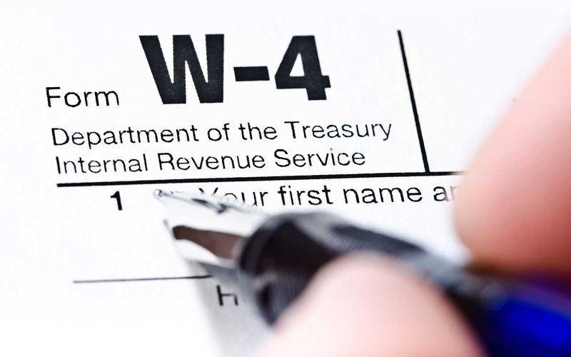 IRS W4 Form Updates  Thumbnail