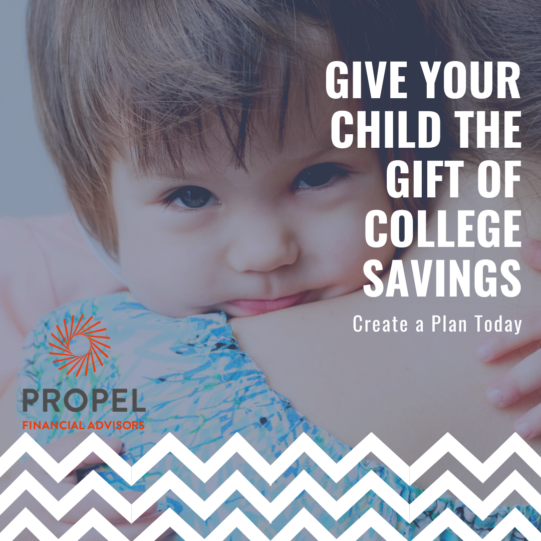 Back to School:  A Great Time to Create a Savings Plan for your Child's College Expenses Thumbnail
