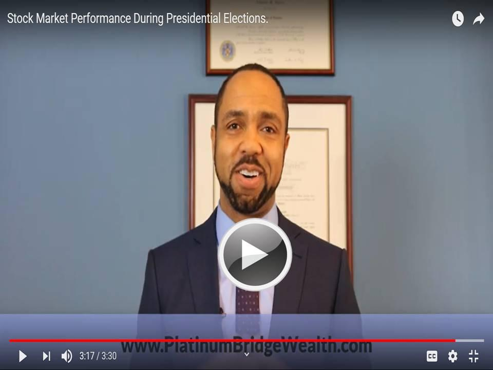Election Year - Market Performance (Click Link Below) Thumbnail