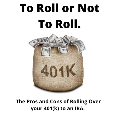 PROS and CONS of ROLLING OVER YOUR 401(k) Thumbnail