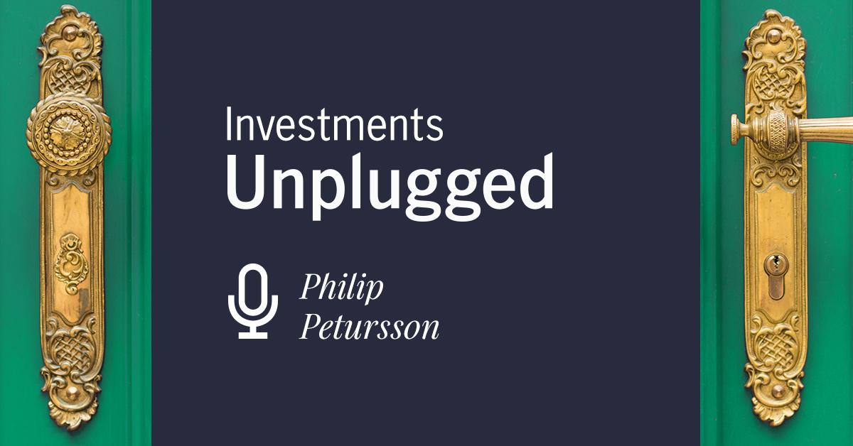 Investments Unplugged with Philip Petursson: Two steps forward, one step back Thumbnail