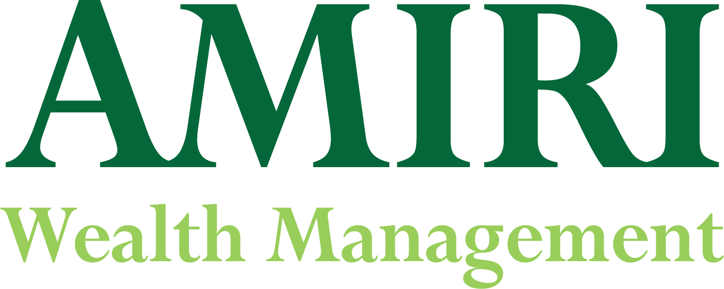 Logo for Amiri Wealth Management | Alberta