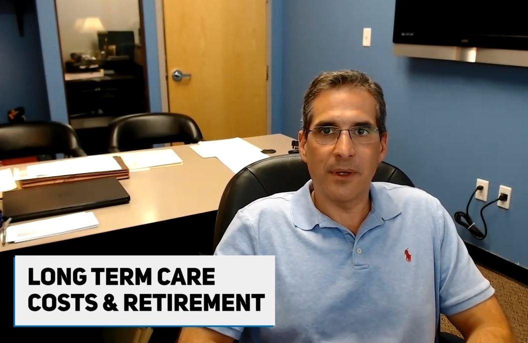 Long Term Care Costs & Retirement Thumbnail