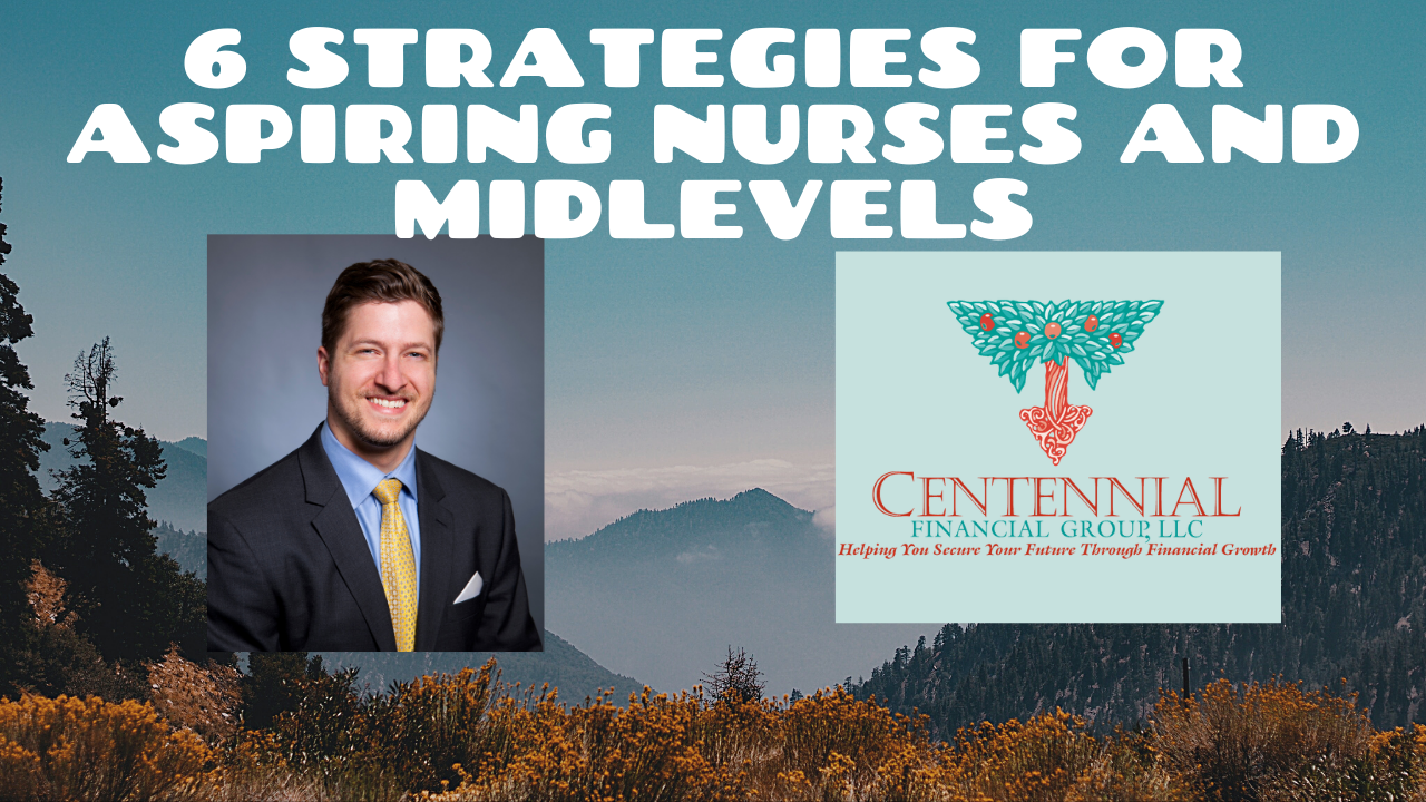 Personal finance for nurses and midlevels- 6 strategies! Thumbnail